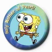 Odznaka SPONGEBOB - pearl