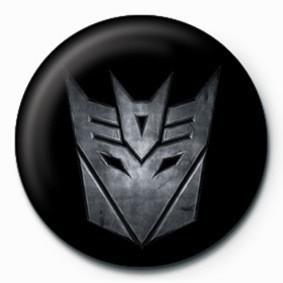 Odznaka TRANSFORMERS - deception