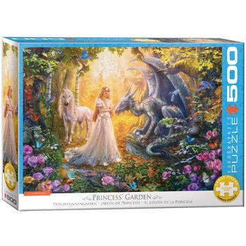 Puzzle Princess' Garden