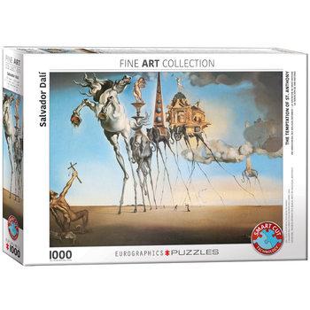 Puzzle Salvador Dalí - The Temptation of St. Anthony