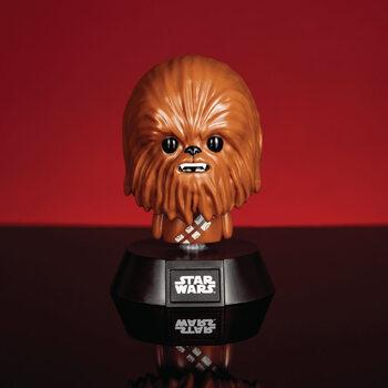 Lysande figur Star Wars - Chewbacca