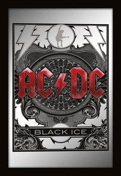 MIRRORS - ac/dc black ice Ogledala