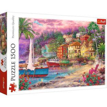 Puzzel On Golden Shores