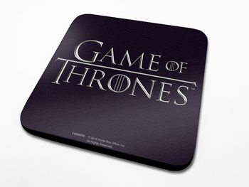Game of Thrones - Logo Onderzetters