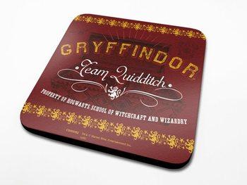 Harry Potter – Griffoendor Zwerkbal Onderzetters