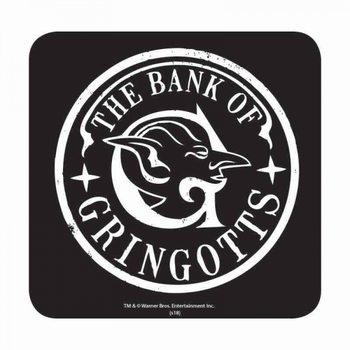 Harry Potter - Gringotts Bank Onderzetters