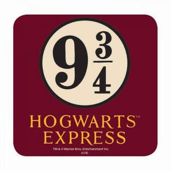 Harry Potter - Platform 9 ¾ Onderzetters
