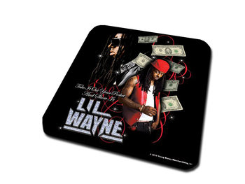 Lil Waynw – Take It Out Your Pocket Onderzetters