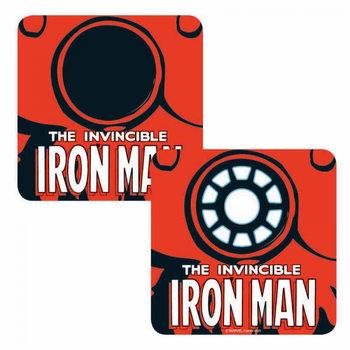 Marvel - Iron Man Onderzetters