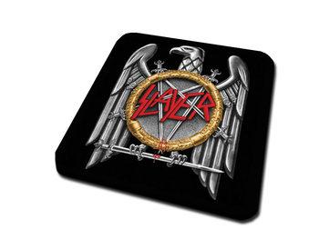 Slayer – Silver Eagle Onderzetters