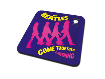 The Beatles – Come Together/Something Purple Onderzetters