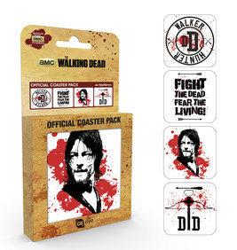 The Walking Dead - Daryl Onderzetters