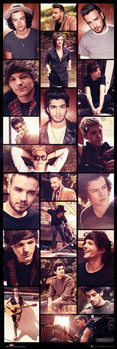 One Direction - Grid плакат