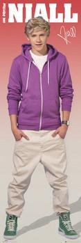 One Direction - niall плакат