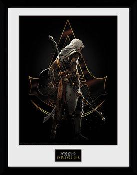 Assassins Creed: Origins - Assassin oprawiony plakat
