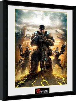 Gears of War - Gears 3 oprawiony plakat