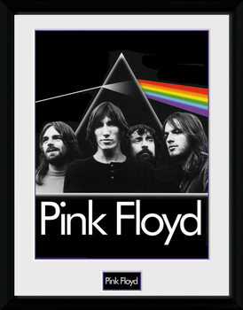 Pink Floyd - Prism oprawiony plakat