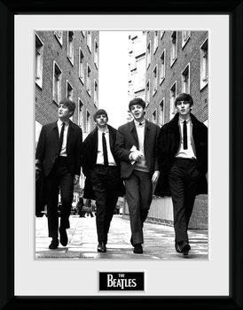 The Beatles - In London Portrait oprawiony plakat