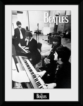 The Beatles - Studio oprawiony plakat