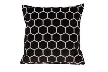 Oreiller Coussin Honeycomb - Brown