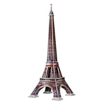 Puzzle Eiffel Tower
