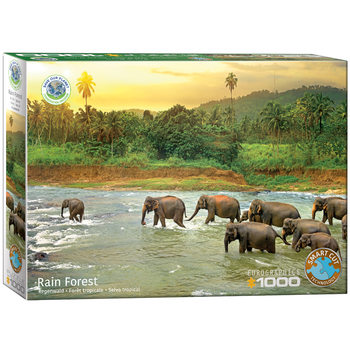 Puzzle Save the Planet! Animal Kingdom