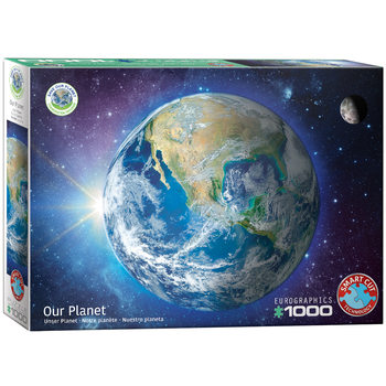Puzzle Save the Planet! The Earth