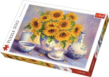 Puzzle Sunflowers
