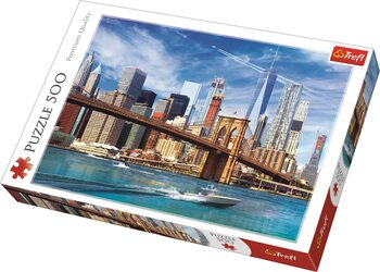 Puzzle View of New York