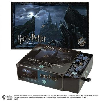 Puzzle  Harry Potter - Dementors at Hogwarts
