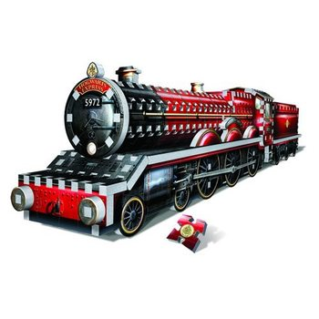 Puzzle Harry Potter - Hogwarts Express 3D