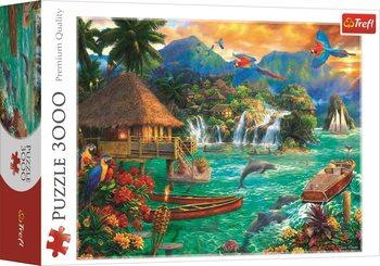 Puzzle Island Life