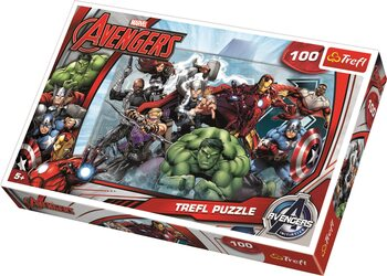 Puzzle Marvel Avengers: Let's Attack