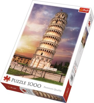 Puzzle Pisa Tower