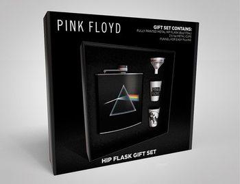 Ploskačka: Darčekový set Pink Floyd - Dark Side Of The Moon
