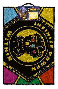 Kućni otirač Avengers: Infinity War - Infinite Power Within