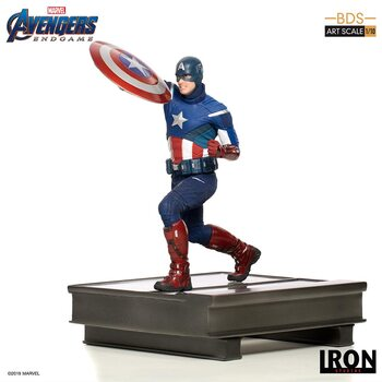 Figurita Avengers: Endgame - Captain America (2012)
