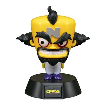 Figurita brillante Crash Bandicoot - Doctor Neo Cortex