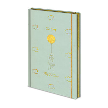 Diary 2021 Winnie Pooh  - Silly Old Bear (EN)