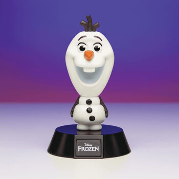 Figurita brillante Frozen - Olaf