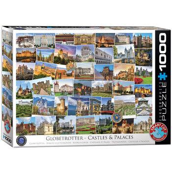 Puzzle Globetrotter Castles + Palaces