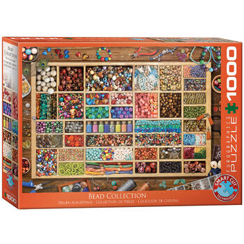 Puzzle Laura's Bead Collection