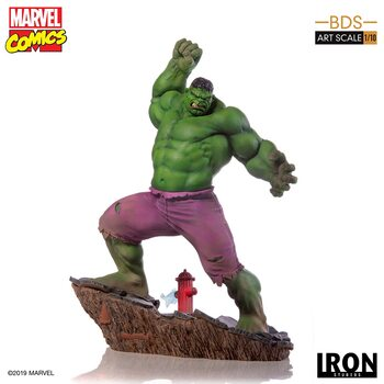 Figurita Marvel Comics - Hulk
