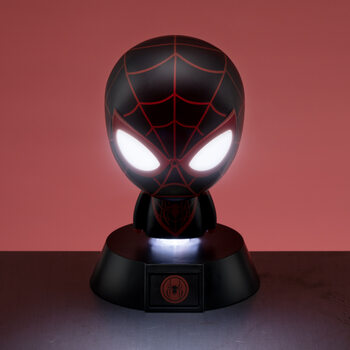 Figurita brillante Marvel - Miles Morales (Spiderman)