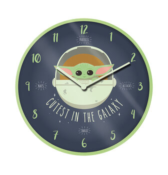 Reloj Star Wars: The Mandalorian - The Cutest in the Galaxy