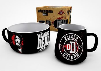 Set de desayuno The Walking Dead