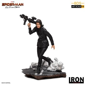 Figurita Spiderman: Far From Home - Maria Hill
