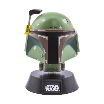 Figurita brillante Star Wars - Bobba Fett