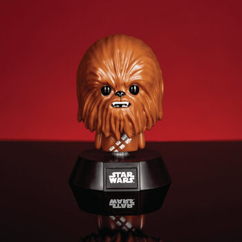 Figurita brillante Star Wars - Chewbacca