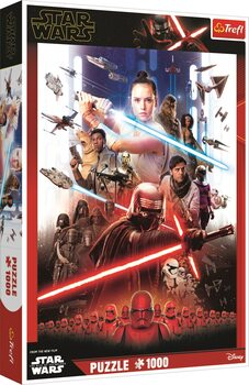 Puzzle Star Wars: El ascenso de Skywalker